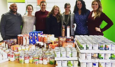 Equity Staffing Food Donation